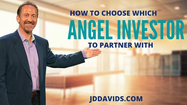How to Choose Which Angel Investors to Partner With