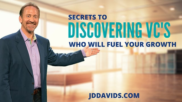 Secrets to discovering VC's who will fuel your growth