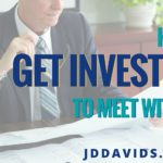 How to Get Investors to Meet With You