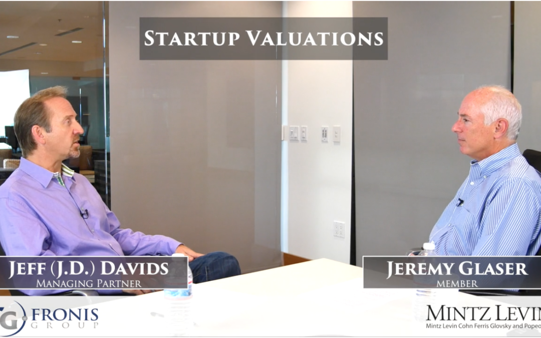 Be Careful When Asked About Your Company's Valuation…